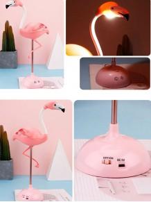 USB'li Flamingo Gece Lambası