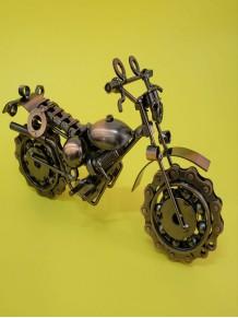 Metal Dekoratif Motor