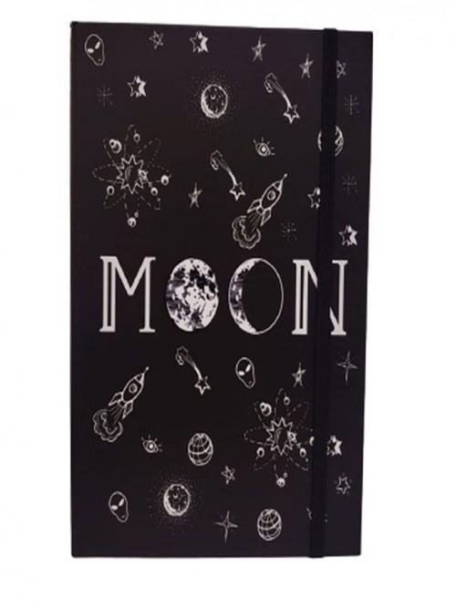 Moon Tasarımlı Defter