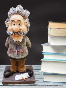 Einstein Dekoratif Biblo