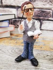 Erkek Öğretmen Meslek Biblosu