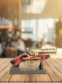 Dekoratif Antika Silah Görünümlü Çakmak