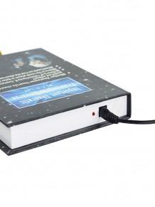 İlginç Manyetik Havada Dönen Kitap Dünya