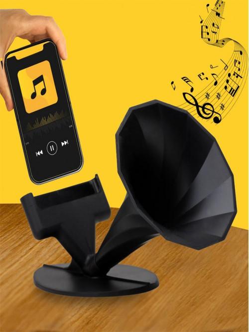 Akustik Telefon Tutucu