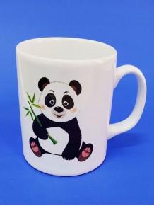 Panda Tasarımlı Bardak