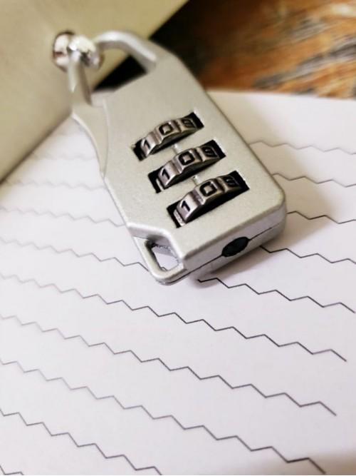İlginç Şifreli Kilitli Uçaklı Ve Kızlı Hatıra Ve Not Defteri