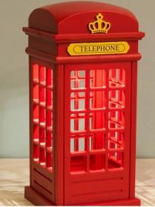 Londra Telefon Kulübesi Lamba London Lamba