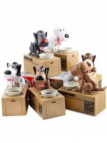 Para Yiyen Köpek Kumbara İlginç Dog Bank