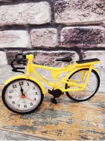 Renkli Alarmlı Bisiklet Saat