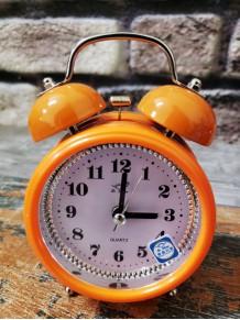 Metal Çıngıraklı Masaüstü Çalar Saat