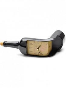 Şarap Şişesi Tasarımlı Eriyen Saat