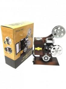 Film Makinesi Şeklinde İlginç Müzik Kutusu