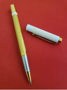 Bayana Kişiye Özel Beyaz Kapaklı Kalem