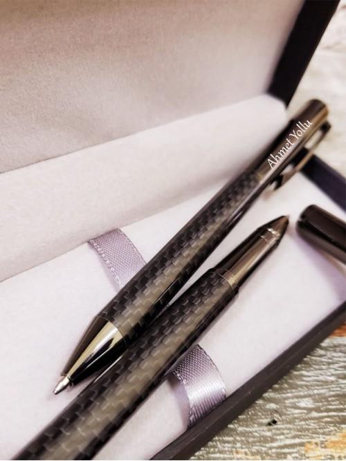 İsme Özel 2'li Kalem Özel Kutuda