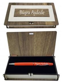 İsme Özel Tükenmez Touchpen Kalem